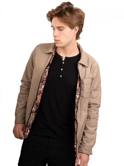 Silvio Reversible Padded Jacket
