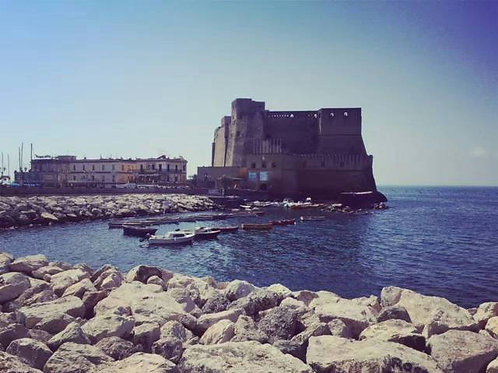 Discover Naples daylight vibes