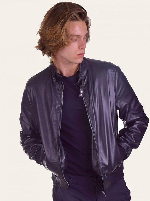José Leather Jacket
