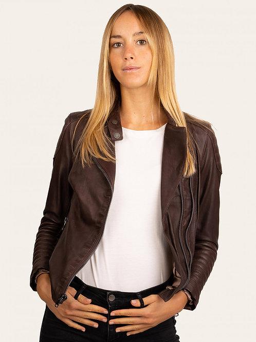 Faby Bike Leather Jacket