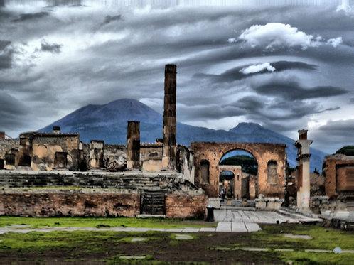 Our Top Landmarks: Pompeii and Mount Vesuvius
