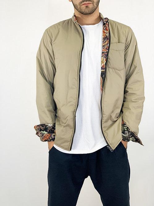 Korean Reversible Padded Jacket Silvio
