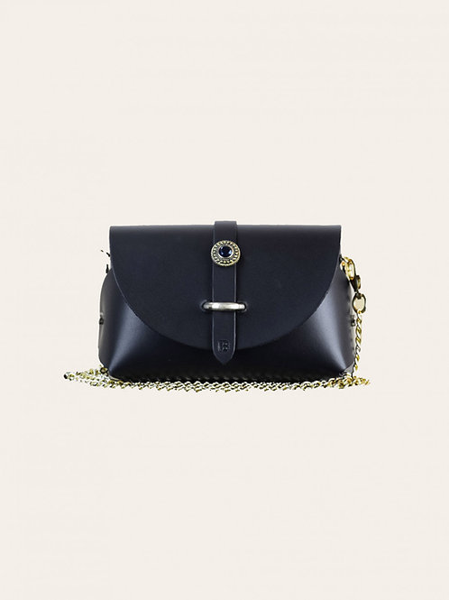 Classic Mallorca Bubble Leather Bag