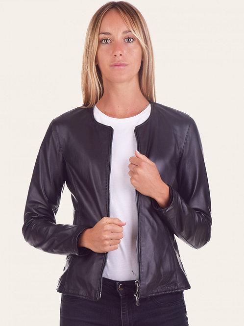 Irene Leather Jacket