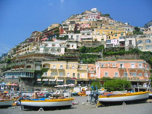 Sorrento Positano e Amalfi in un solo giorno