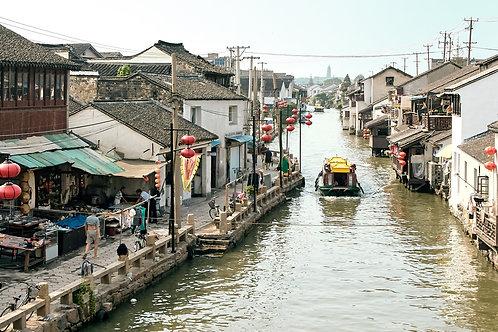 Suzhou e Tongli
