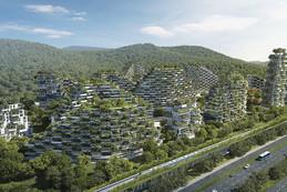 Architettura Italiana in Cina: Stefano Boeri e la città foresta