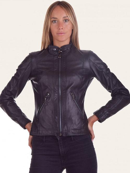 Sofia Leather Jacket