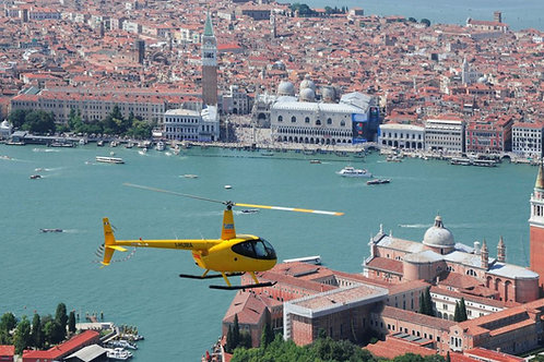 Venice TOP LUXURY: HELICOPTER TOUR