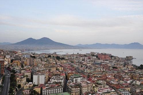 In giro per Napoli