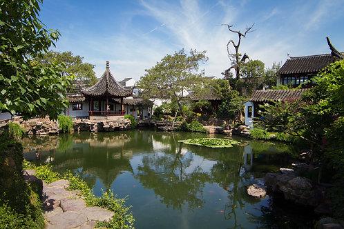 Suzhou - La città dei giardini