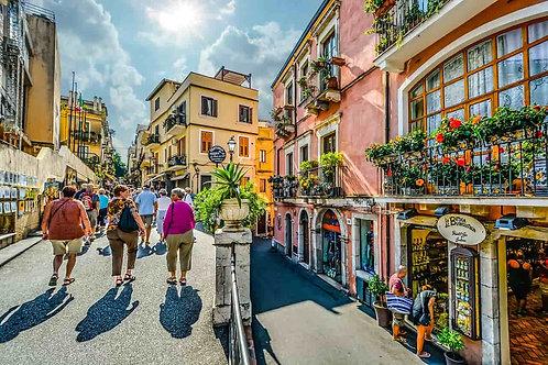 西西里岛和意大利 - 9日 - 每一人