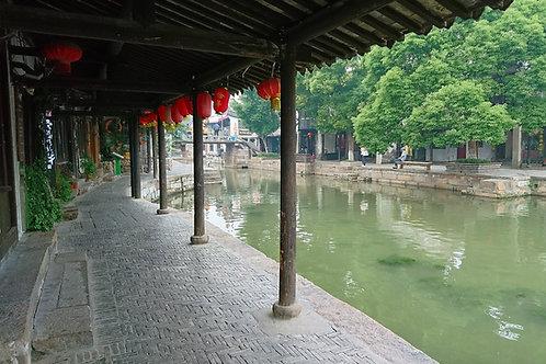 Zhouzhuang e Xitang