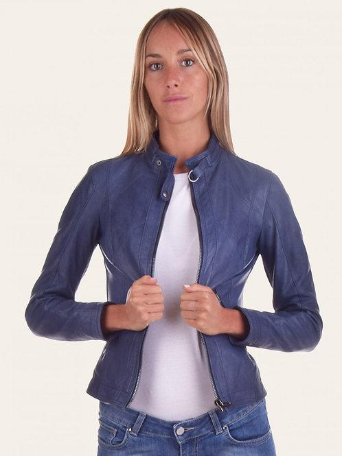 Sofia Vintage Leather Jacket