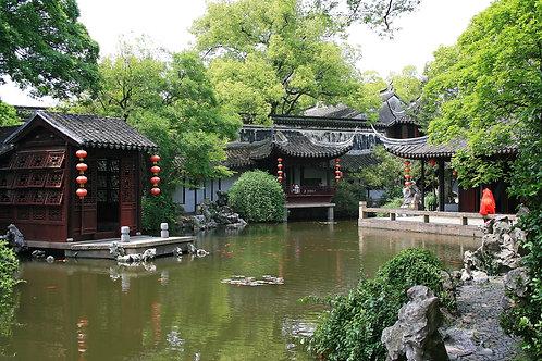 Tongli e Zhouzhuang