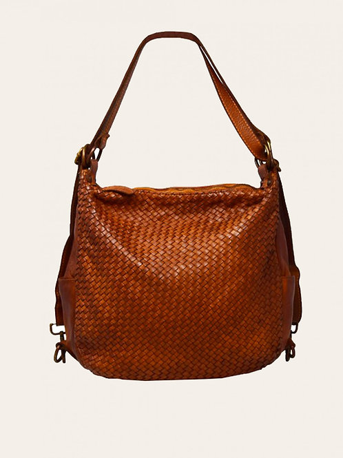 Bologna Leather Bag and Backpack