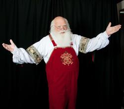 Santa Noel overalls www.allaboutentertainment.com