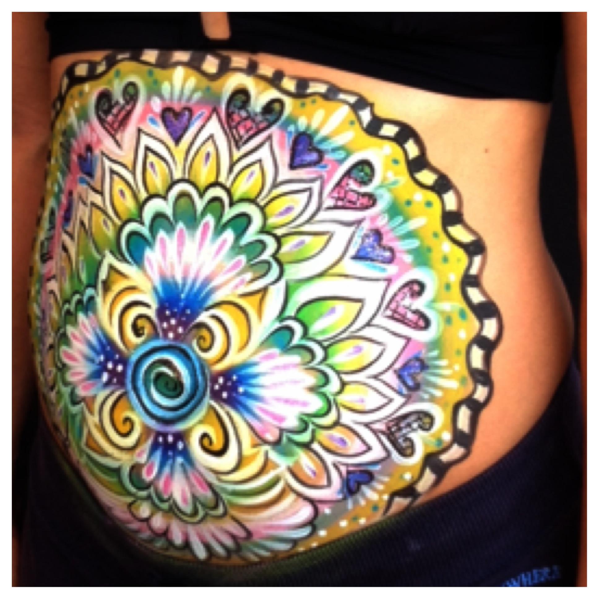 Belly by Marcela