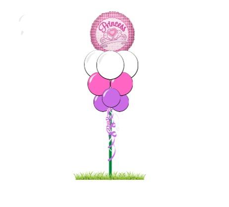 Balloon pole