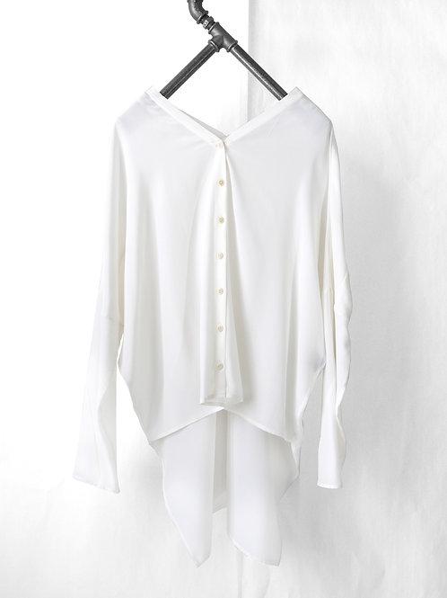 SANTANDER silk blouse | LAST SIZE