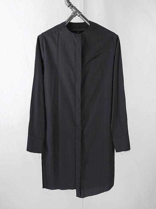 BUKAREST cotton long shirt