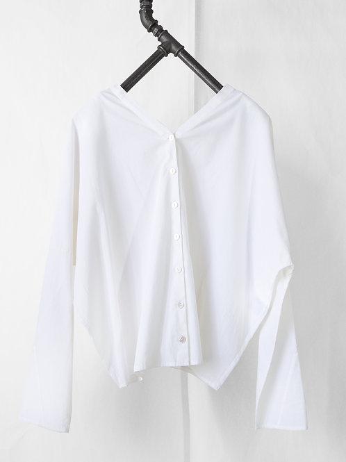 BARCELONA cotton blouse | LAST SIZE