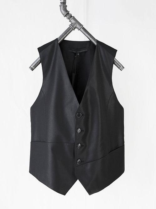 EDINBURGH wax coated wool vest