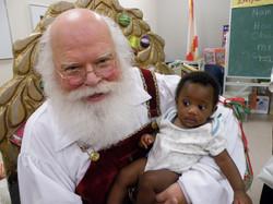 Santa Noel smile www.allaboutentertainment.com