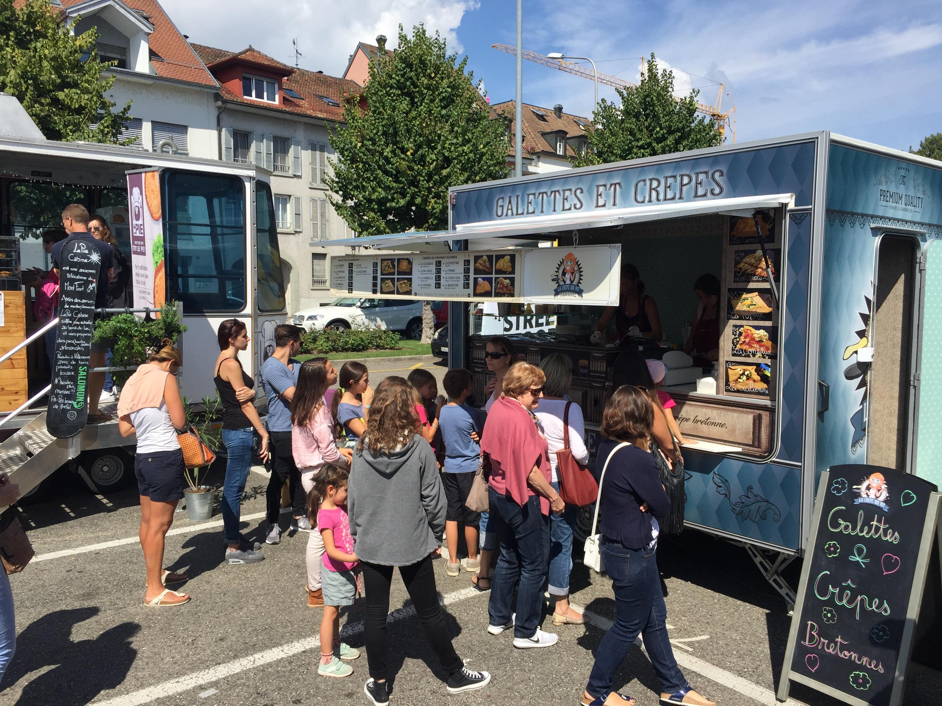 Sweet Food Festival Nyon 2017