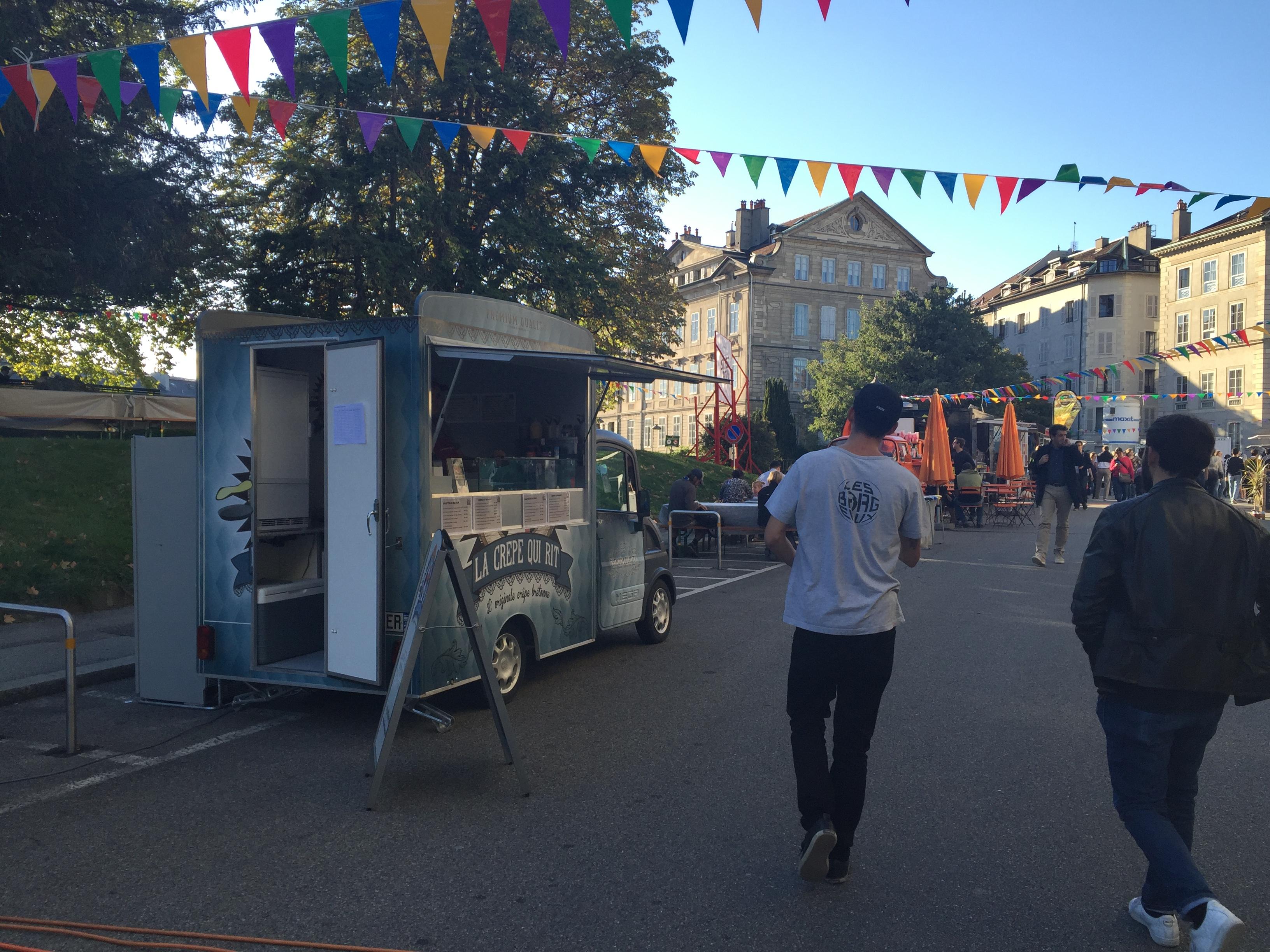 Street Food Festival Genève 2015