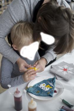 Noël des enfants Lausanne 2016