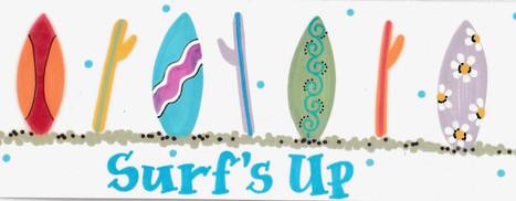 Design: Surf's Up
