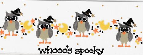 Design: Whooo's Spooky