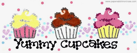 Design: Yummy Cupcakes