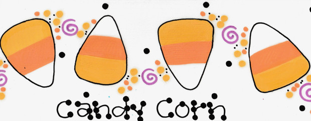 Design: Candy Corn
