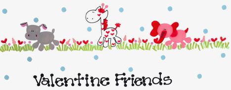 Design: Valentine Friends