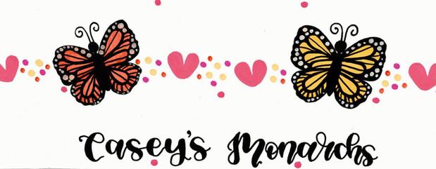 Design: Casey's Monarchs