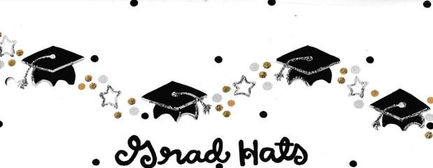 Design: Grad Hats