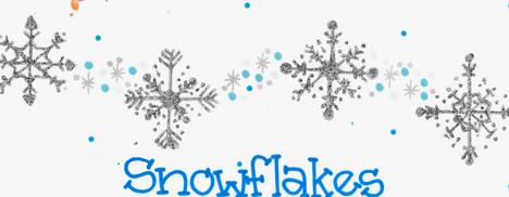 Design: Snowflakes