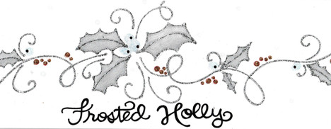 Design: Frosted Holly