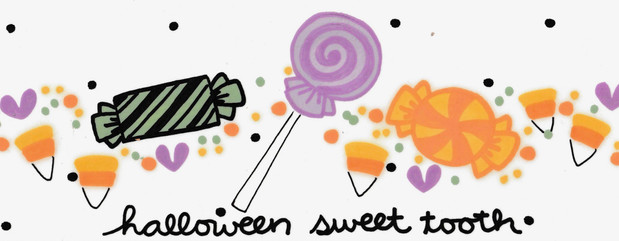 Design: Halloween Sweet Tooth