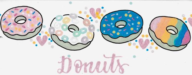 Design: Donuts