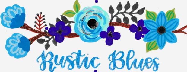 Design: Rustic Blues