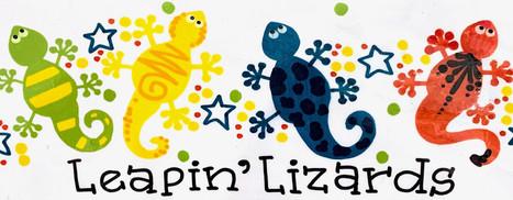 Design: Leapin' Lizards