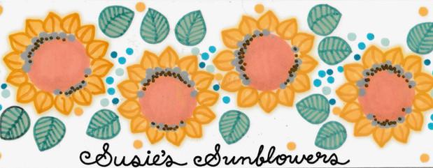 Design: Susie's Sunflowers