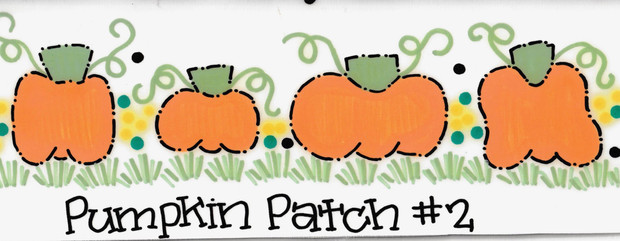 Design: Pumpkin Patch