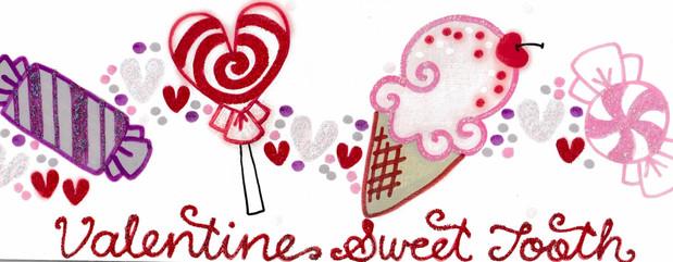 Design: Valentine Sweet Tooth