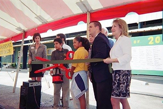 Southwest Ribbon Cutting