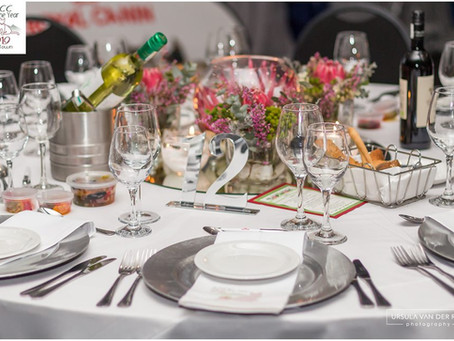 COTY EVENING GALA DINNER & AWARD CEREMONY