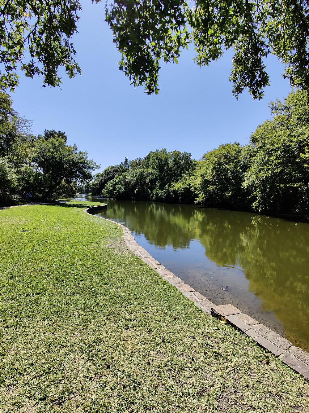 Lakeside Park, Mindful  Walking